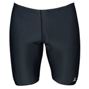 SwimTech Jammer Swim Black Shorts Adult - 32 Inch