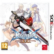 BlazBlue Continuum Shift 2 II Game 3DS