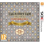 Theatrhythm Final Fantasy Curtain Call Limited Edition 3DS Game