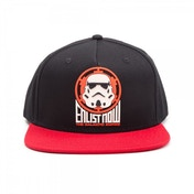 Star Wars Enlist Now! The Galactic Empire Stormtrooper Logo Snapback Baseball Cap