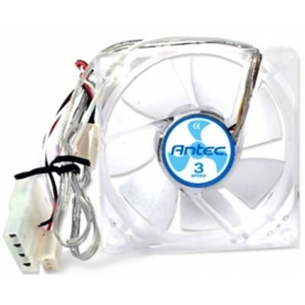 Antec TriCool 120mm Computer Case Fan (0-761345-75120-9)