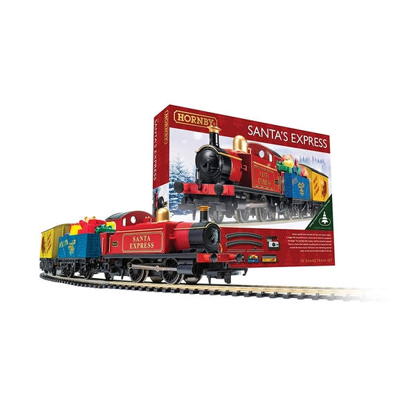 Hornby Santa's Express Train Set