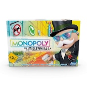 Ex-Display Monopoly for Millennials Board Game Used - Like New