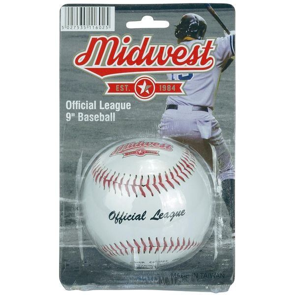 Midwest Baseball Ball - Image 1