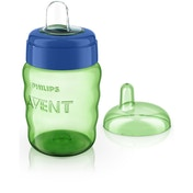 Philips Avent Easy Sip Spout Cup (260 ml, Blue)
