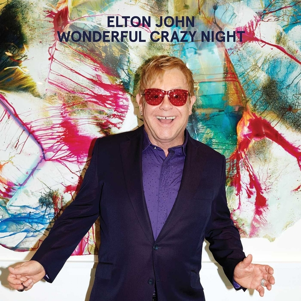 Elton John - Wonderful Crazy Night Vinyl