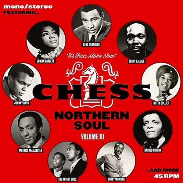 Chess - Northern Soul Volume III Vinyl