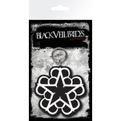 Black Veil Brides  Star Key Ring