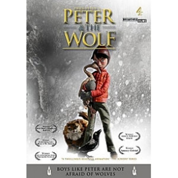 Sergei Prokofiev's Peter And The Wolf DVD