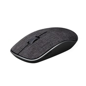 Rapoo 3510 Plus 2.4 GHz Wireless Optical Fabric Mouse Black
