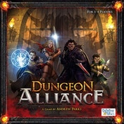 Dungeon Alliance Board Game