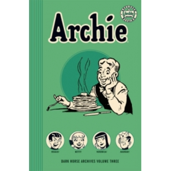 Archie Archives Volume 3 Hardcover