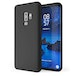 Samsung Galaxy S9 Plus Ultra Thin Hybrid Case - Black - Image 2