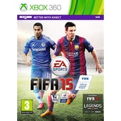 FIFA 15 Xbox 360 Game [Used]