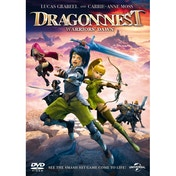 Dragon Nest: Warriors' Dawn DVD