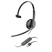 Plantronics C315 Monaural Head-band Black
