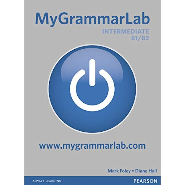 MyGrammarLab Intermediate without Key and MyLab Pack   Mixed media product 2012