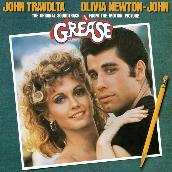 Various Artists - Grease Vinyl