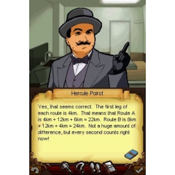 Agatha Christie The ABC Murders Game DS - Image 3