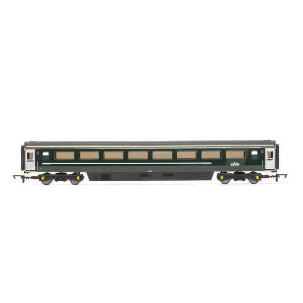 Hornby GWR Mk3 Trailer Standard Open Coach D 42005 Era 11 Model Train