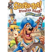 Scooby Doo Pirates Ahoy DVD