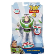 Disney Pixar Toy Story 4 True Talkers 7 Inch Figure - Buzz