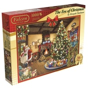 The Eve of Christmas 1000 Pieces Jigsaw Puzzle