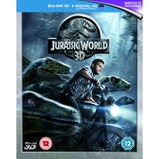 Jurassic World 3D 2015 Blu-ray