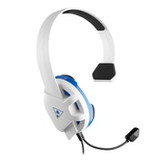 Turtle Beach Recon Chat White Headset - PS4, PS4 Pro and Xbox One