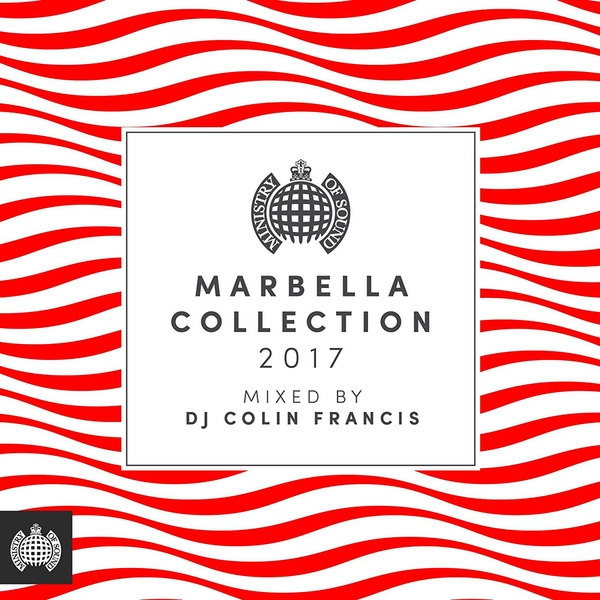 Ministry Of Sound - Marbella Collection 2017 CD