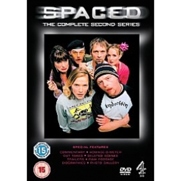 Spaced - Series 2 DVD