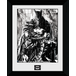 Batman Rain Framed Print - Image 2