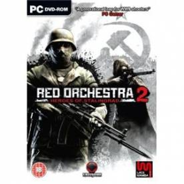 Red Orchestra 2 II Heroes of Stalingrad Game PC