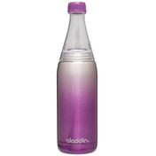 Aladdin Fresco Twist & Go Bottle - Stainless Steel Vacuum 0.6L Purple