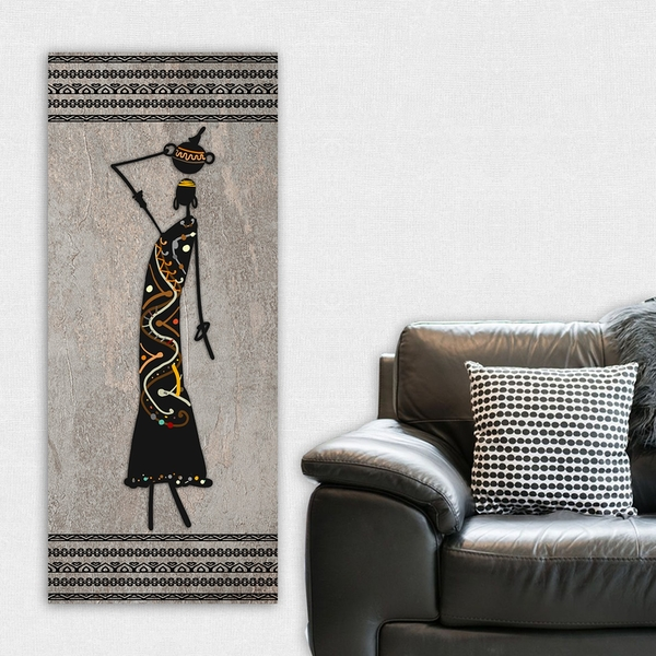 DKY51176916753_50120 Multicolor Decorative Canvas Painting