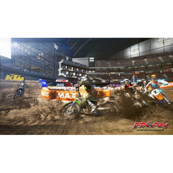 MX vs ATV Supercross PS3 Game - Image 3