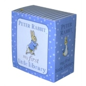 Peter Rabbit My First Little Library by Beatrix Potter (Board book, 2011)