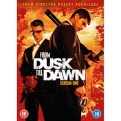 From Dusk Till Dawn Season One DVD