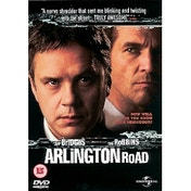 Arlington Road DVD