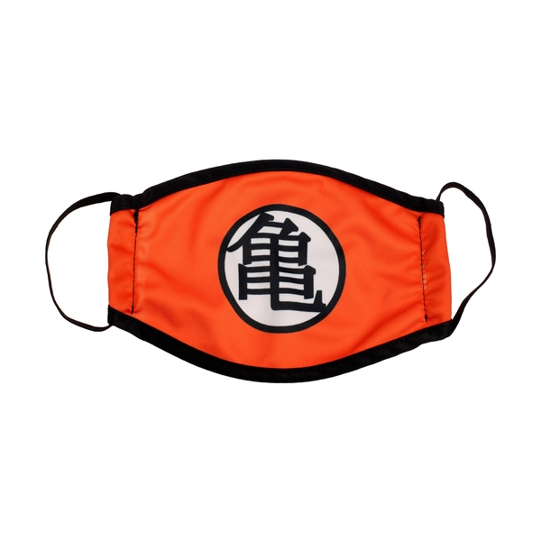 Image of Dragon Ball Kame Childs Face Mask