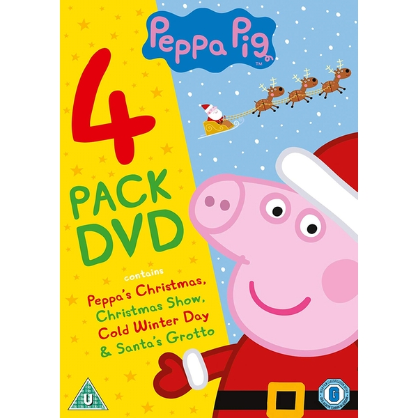 Peppa Pig: The Christmas Collection 2014 DVD