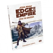 Star Wars Enter the Unknown Sourcebook Board Game