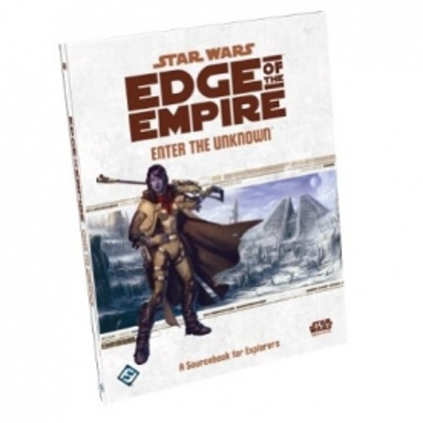 Star Wars Enter the Unknown Sourcebook