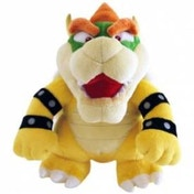 Super Mario Bowser Plush 26cm