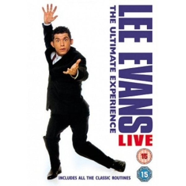 Lee Evans: The Ultimate Experience DVD
