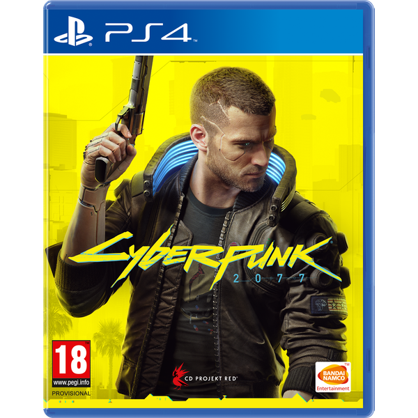 Cyberpunk 2077 PS4 Game