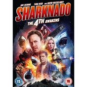 Sharknado 4 DVD