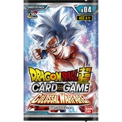 Dragonball Super Card Game: Colossal Warfare Booster Box (24 Packs)