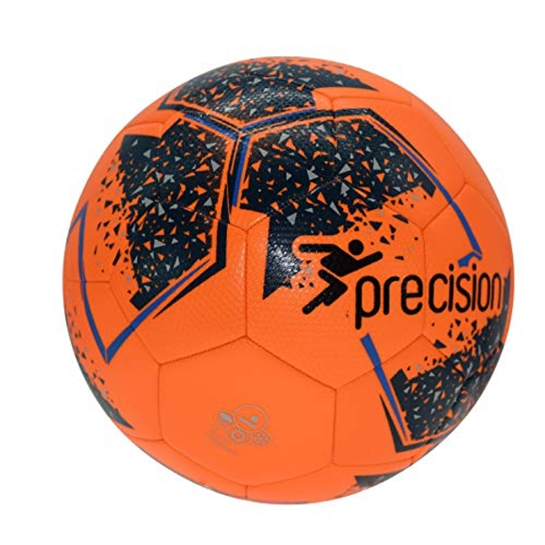 Precision Fusion IMS Training Ball 3 Fluo Orange/Blue/Royal/Grey