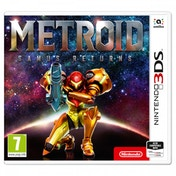 Metroid Samus Returns 3DS Game